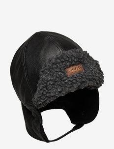 ISLAND HAT - winter hats - black