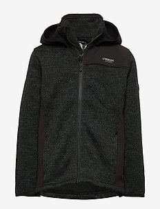 BORMIO JACKET - BLACK
