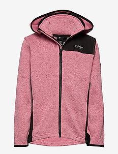 BORMIO JACKET - fleece - pink