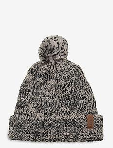 NIGHTLIGHT HAT - hoed - grey/black