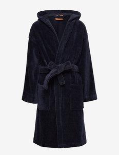 ORBADEN BATHROBE - bathrobes - navy