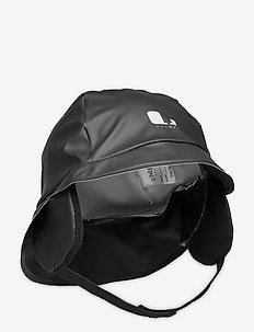 HJUVIK RAIN HAT - rain hats - black