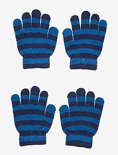 FJUGESTA GLOVE 2P - gloves - blue