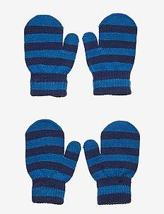 FJUGESTA MITTEN, 2-P - gloves - blue