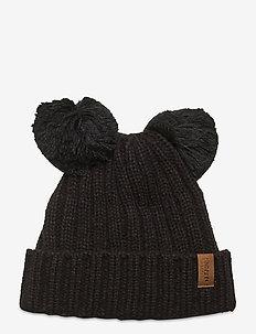 ROXTUNA BABY HAT - huer - black