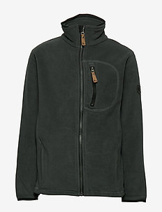 BOLTON FLEECE JACKET - ANTHRACITE