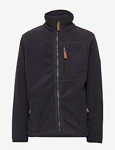 BOLTON FLEECE JACKET - NAVY