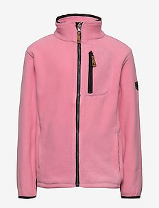 BOLTON FLEECE JACKET - PINK