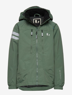 LINGBO JACKET - GREEN