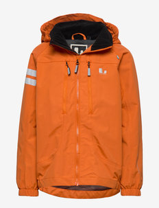 LINGBO JACKET - ORANGE