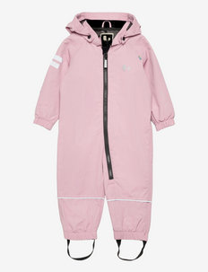 LINGBO BABY OVERALL - shell coveralls - pink