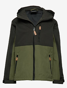 EXPLORER JACKET - GREEN
