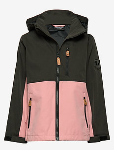 EXPLORER JACKET - ROSE