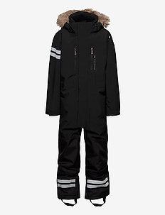 COLDEN OVERALL - snowsuit - black