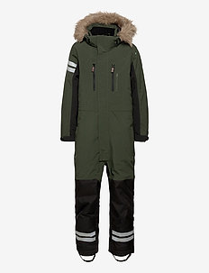 COLDEN OVERALL - snowsuit - green