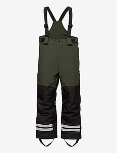 COLDEN PANTS - schneehose - green
