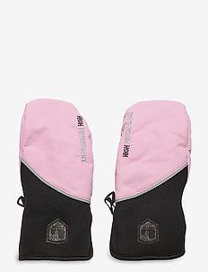 STOCKA MITTEN - vintertøj - pink