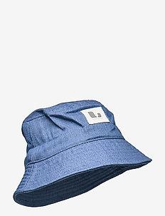 JEANS SUN HAT - DENIM BLUE