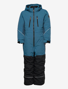 SNOWPEAK OVERALL - snowsuit - blue