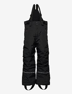 SNOWPEAK PANTS - winter trousers - black