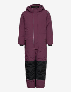 ICEBERG OVERALL - snowsuit - plum