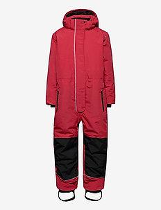 ICEBERG OVERALL - snowsuit - red