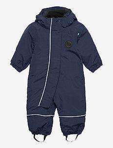 ICEBERG BABY OVERALL - vintertøj - navy