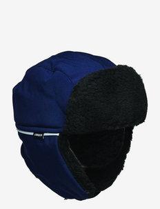 COLDEN HAT - winter hats - navy