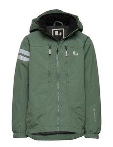 Monsune Hardshell Jacket (Petrol) (104 €) ISBJÖRN of