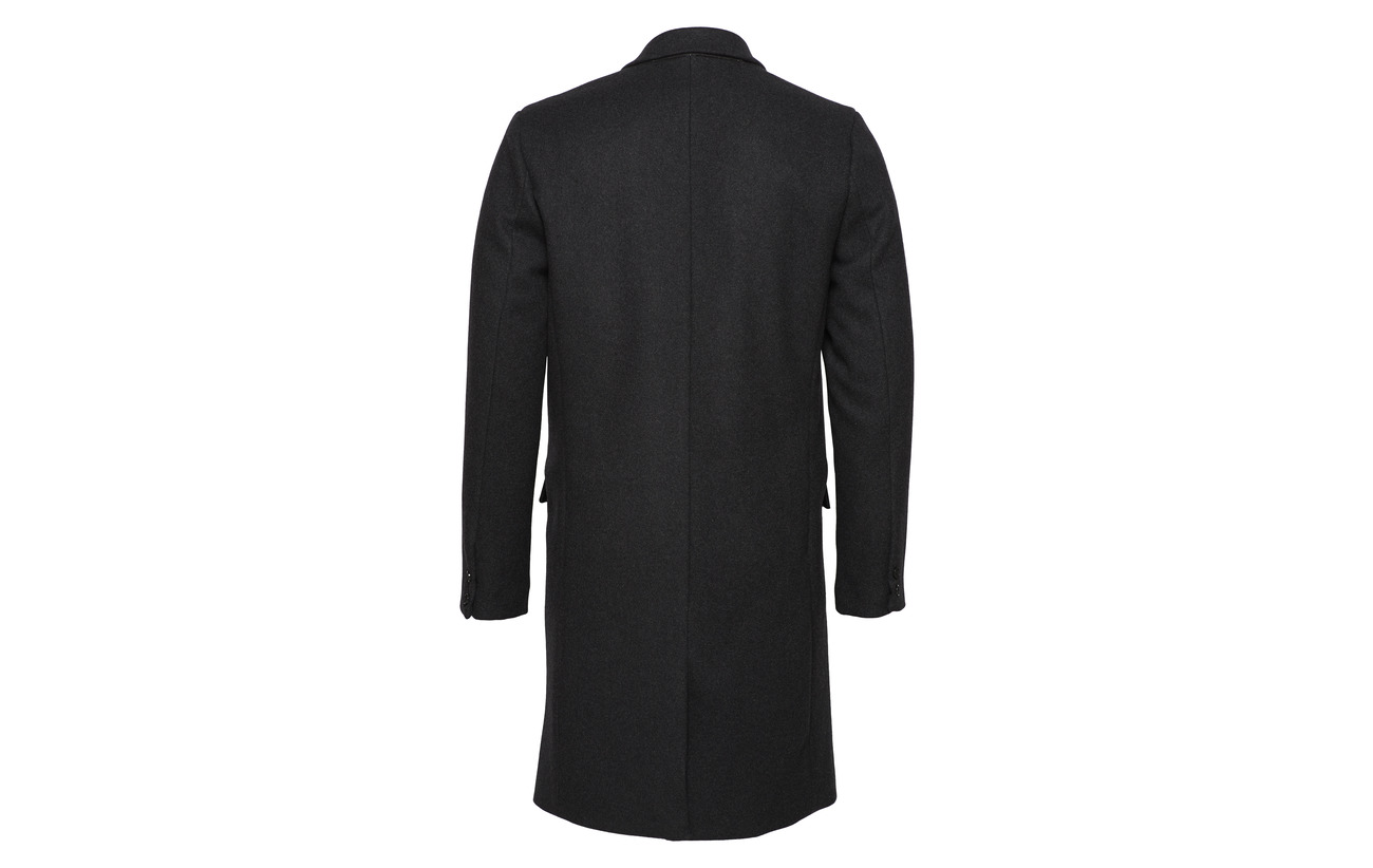 Mix Wool Grey Lindbergh Dk Coat v6Yn6Bxp