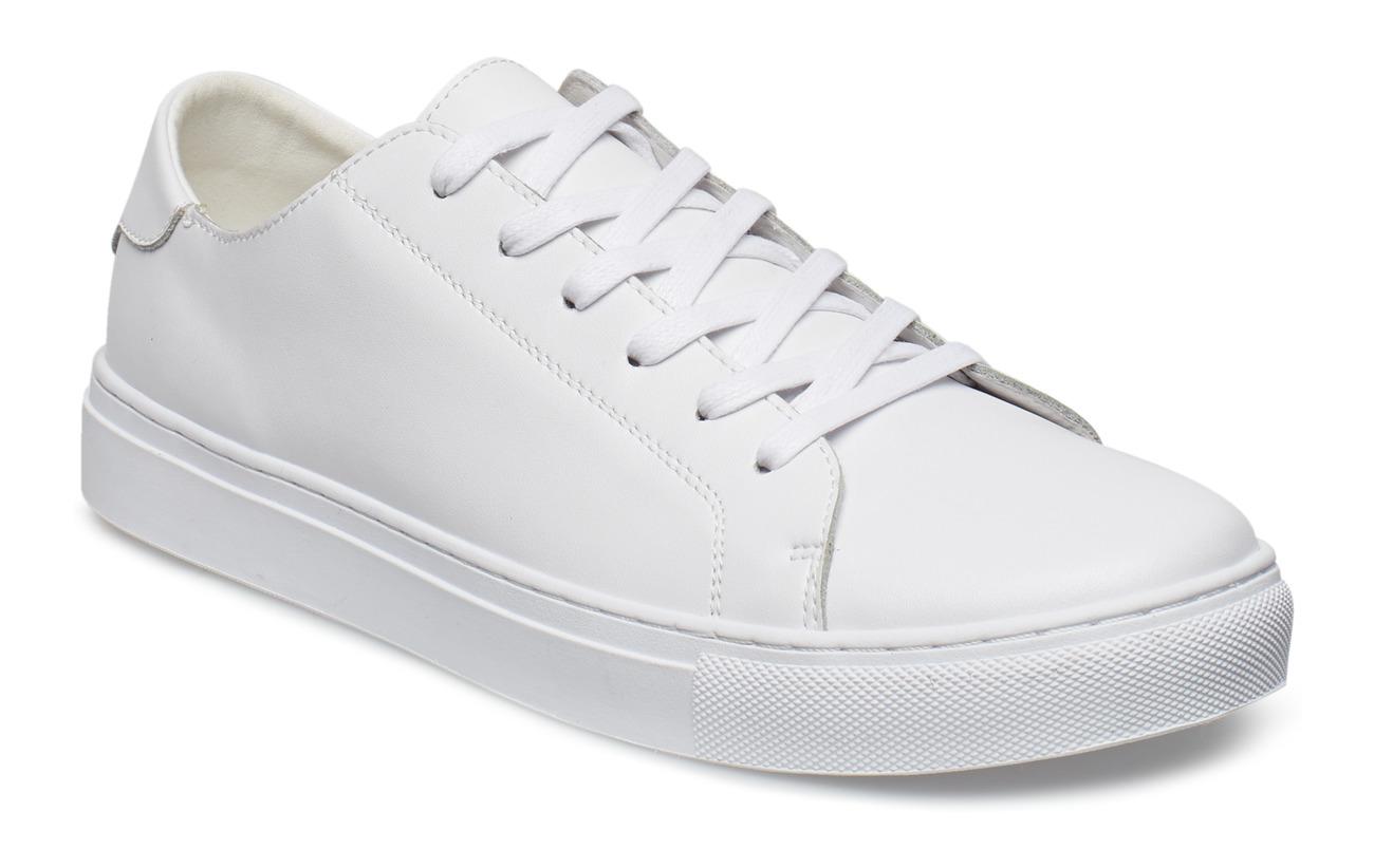a9c2ae99aae6 Leather Sneaker (White) (£62.97) - Lindbergh - | Boozt.com