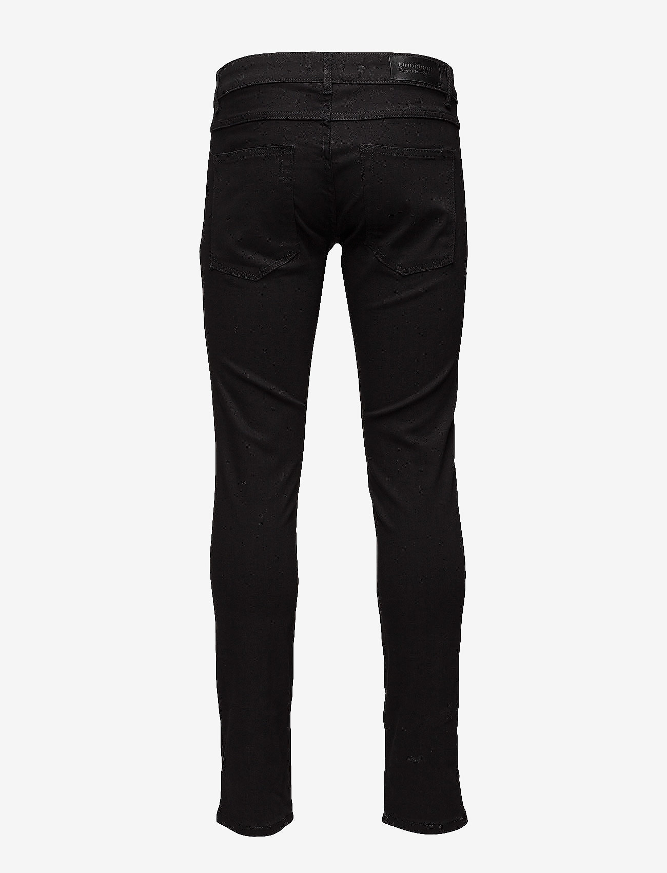 Lindbergh Tapered Fit Jeans Black Ink -