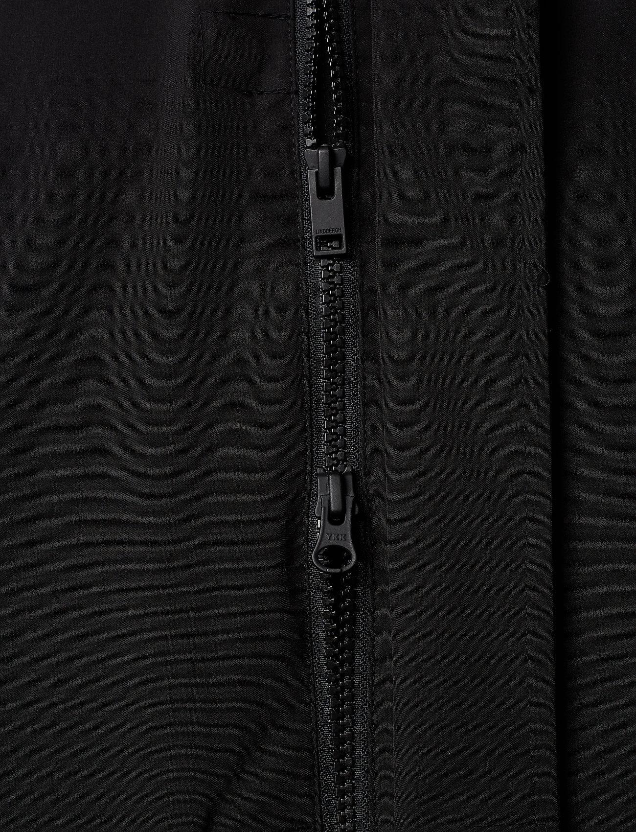Lindbergh Functional coat - Jakker og frakker BLACK - Menn Klær