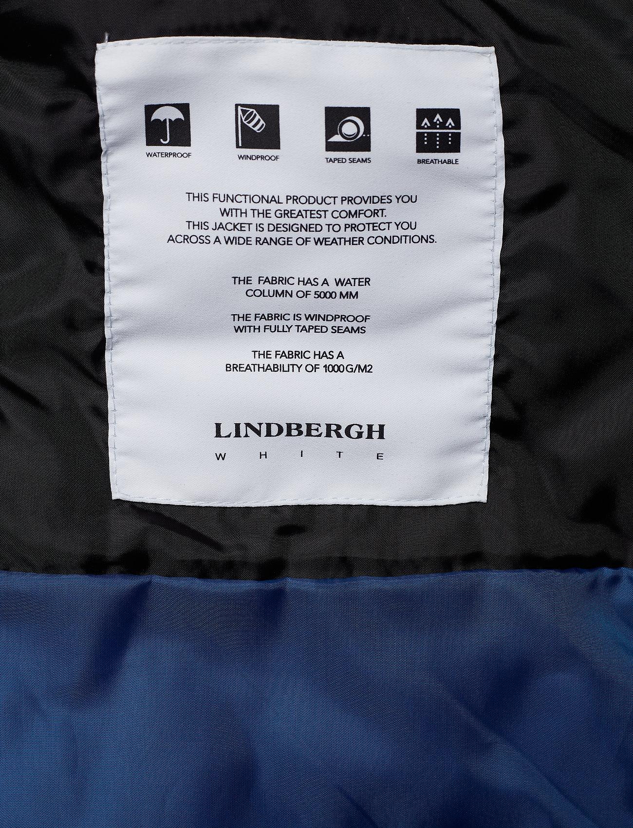 Lindbergh Functional Coat - Jakker Og Frakker Navy