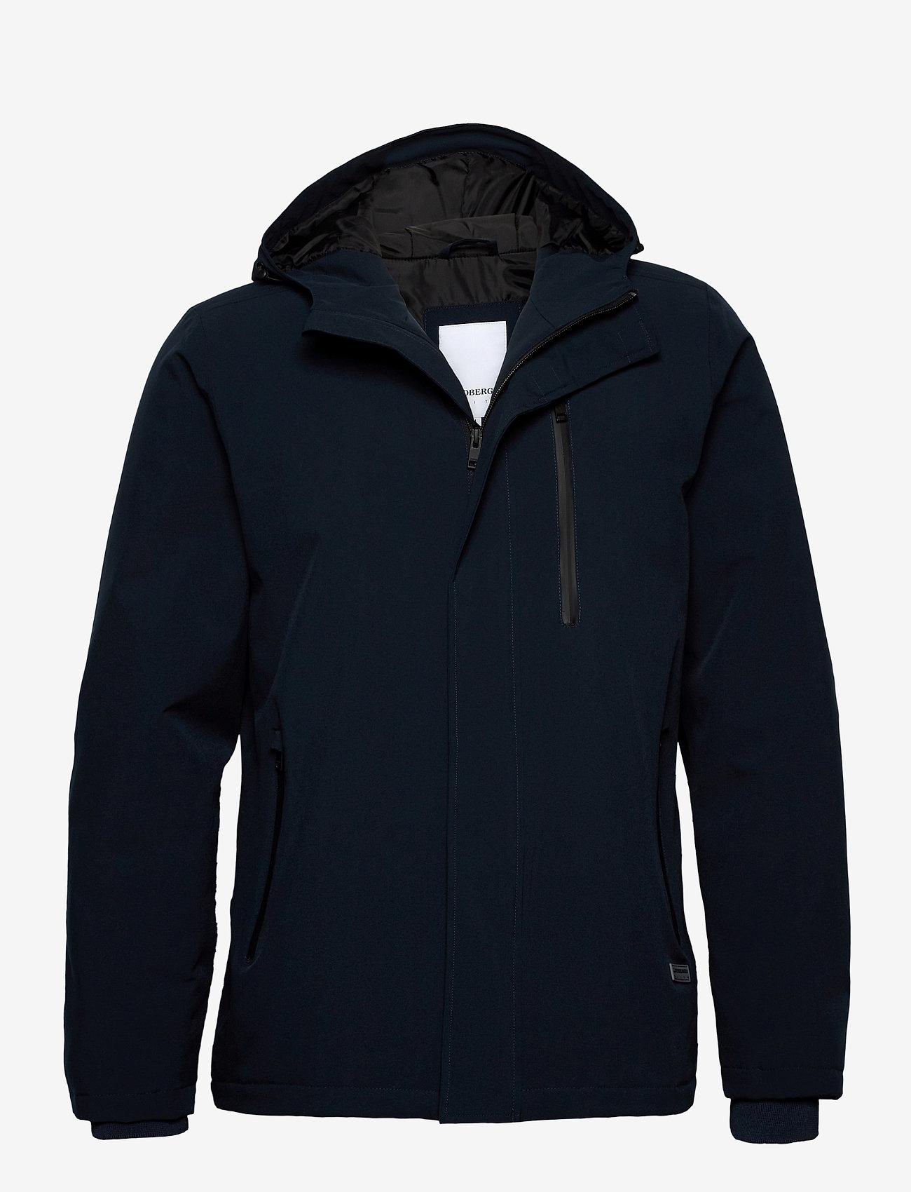 Lindbergh - Technical jacket - kevyet takit - navy - 0