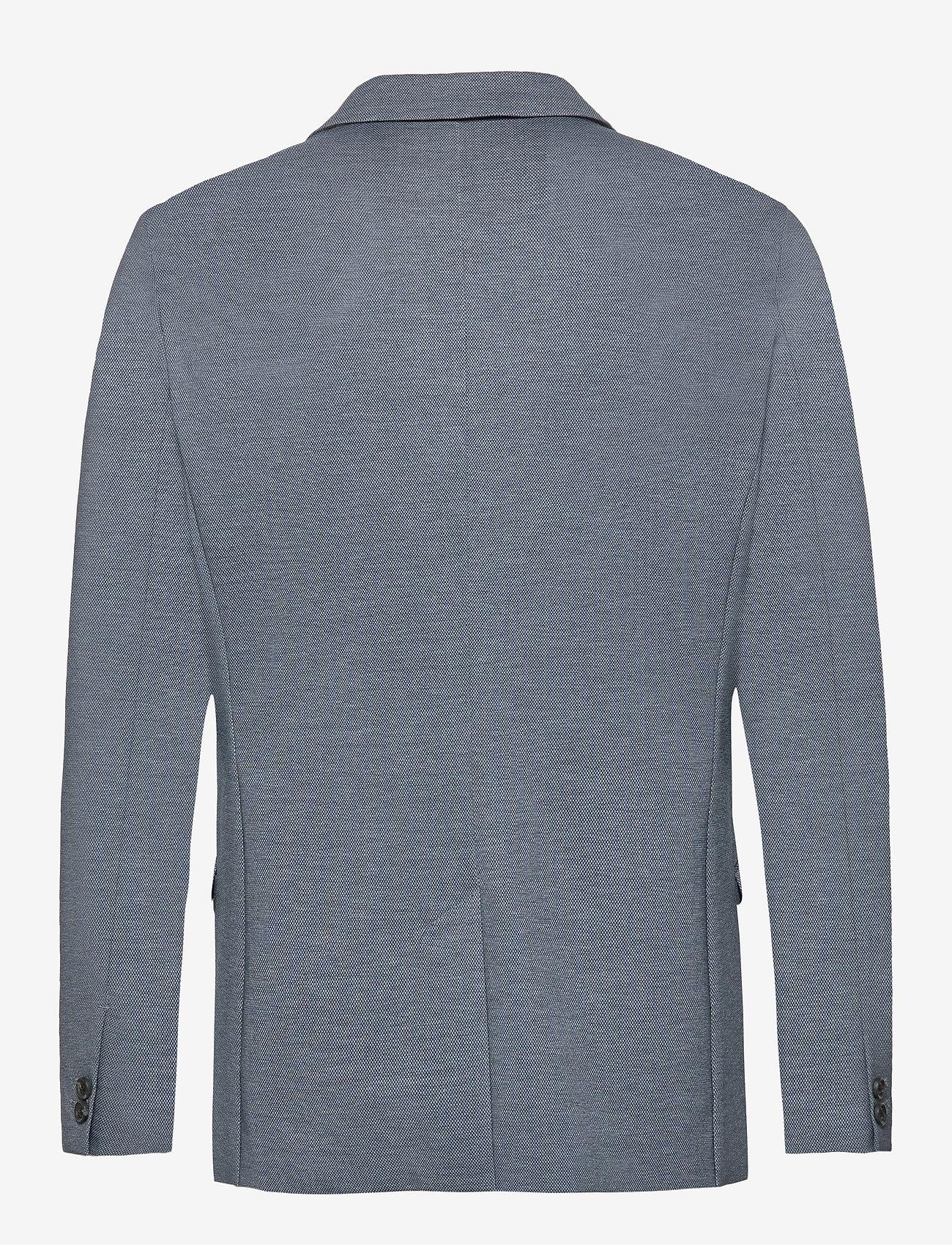 Lindbergh - Knitted blazer - yksiriviset bleiserit - grey mix - 1