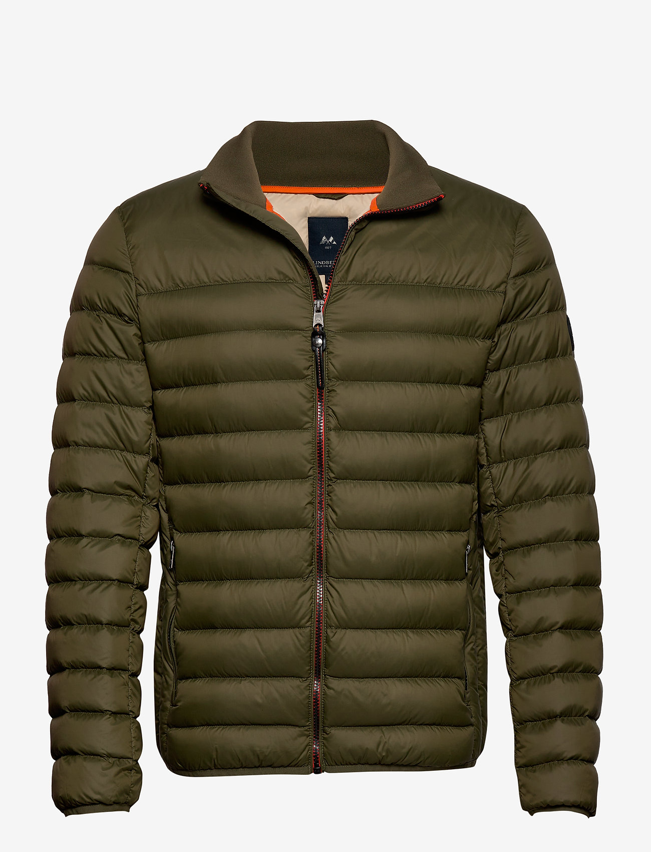 Lindbergh - Light down jacket - toppatakit - army - 1