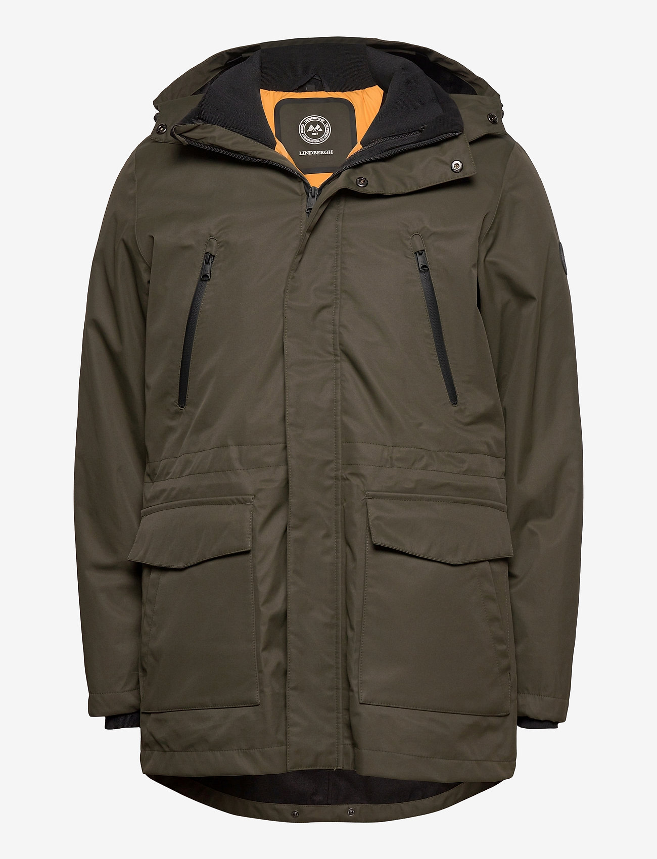 Lindbergh - Technical 3-in-1 jacket - parkatakit - mid army - 1