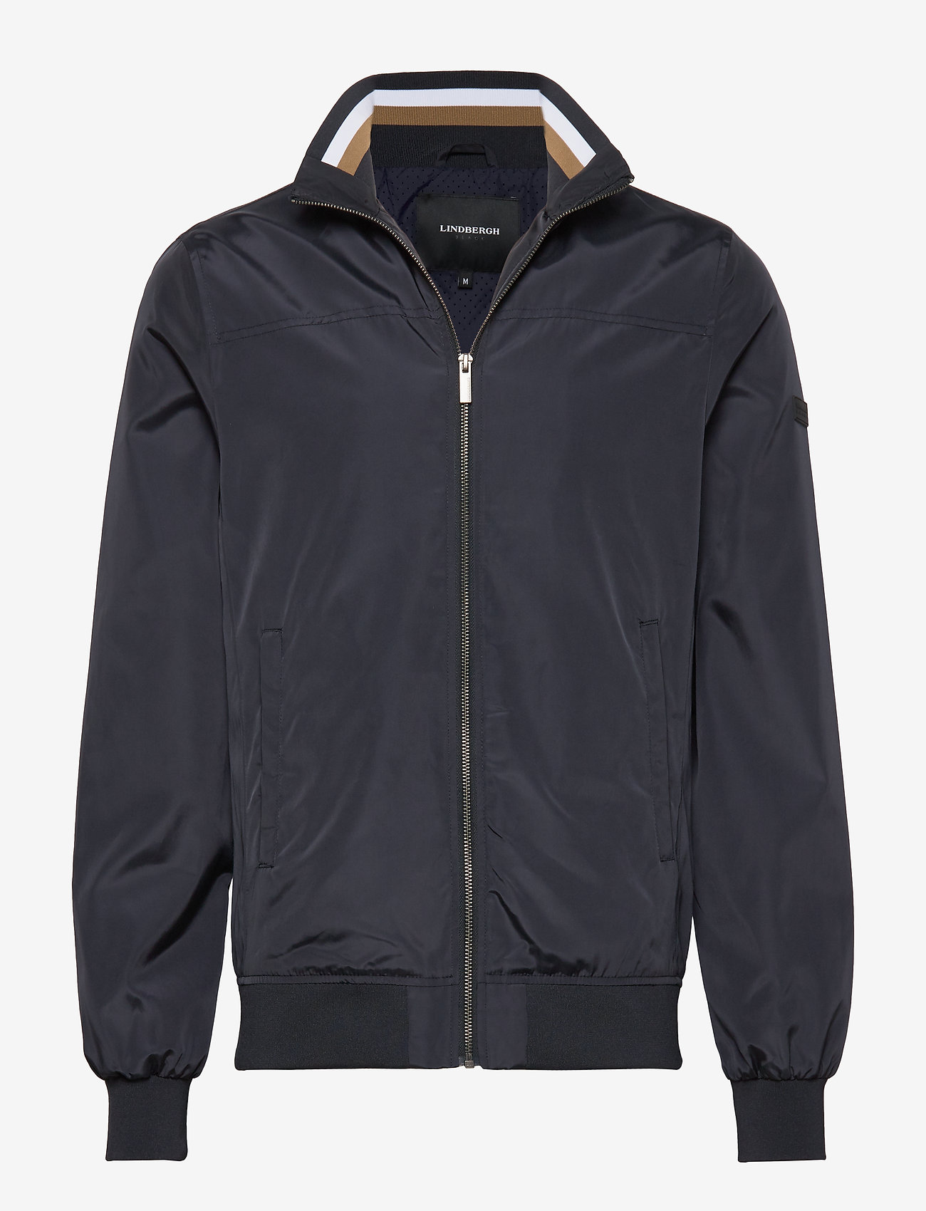 Lindbergh - Soft nylon jacket - kevyet takit - navy - 0