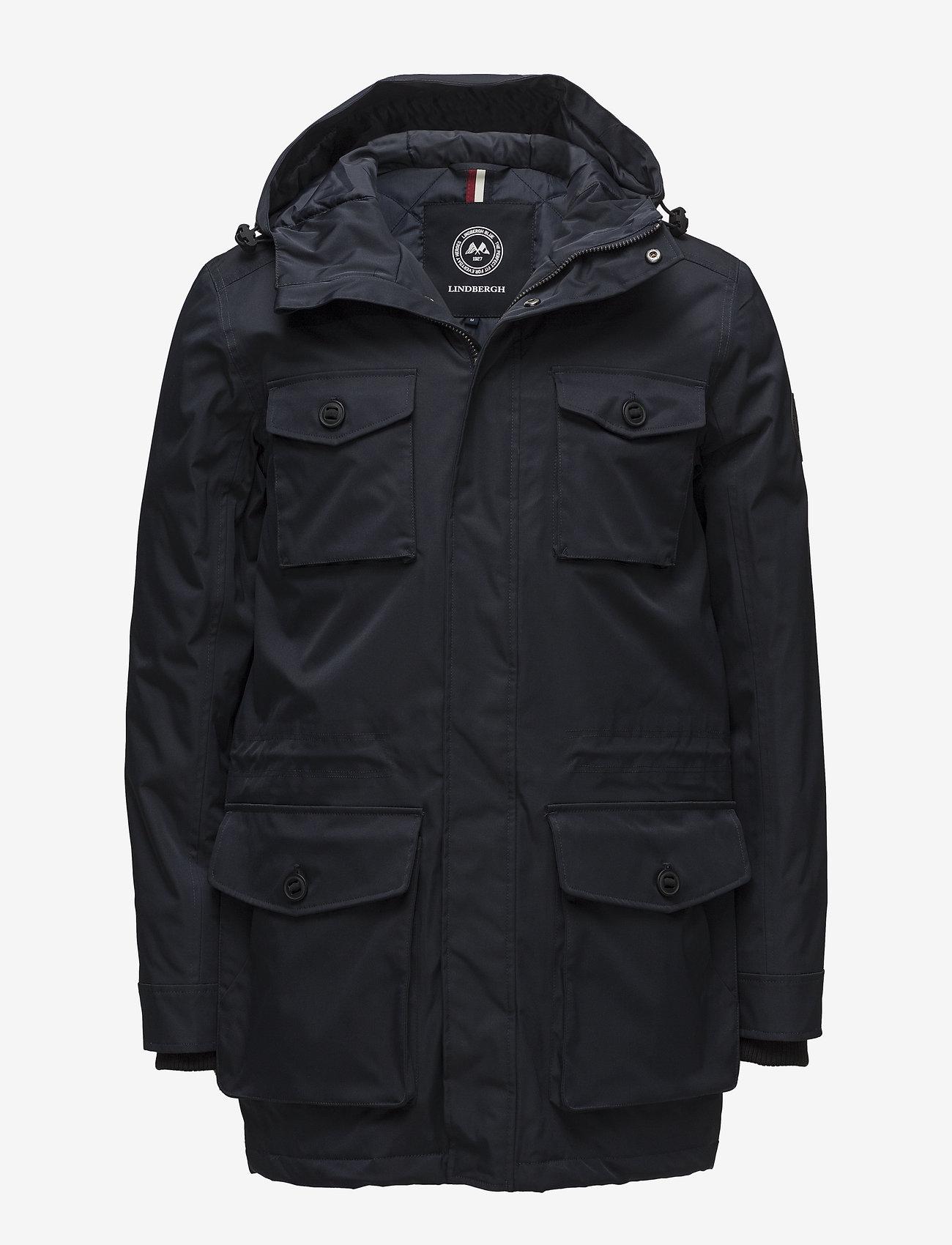 Lindbergh - Cargo jacket - toppatakit - navy