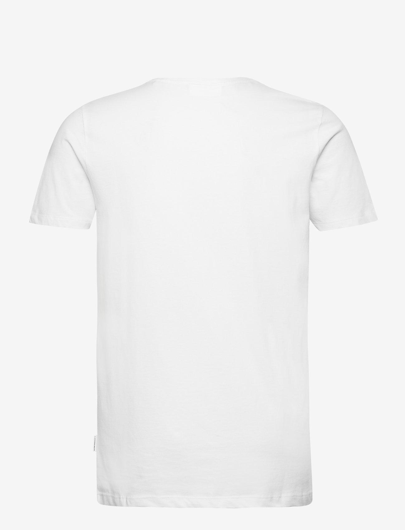 Lindbergh - Basic tee S/S - multipack - white - 1