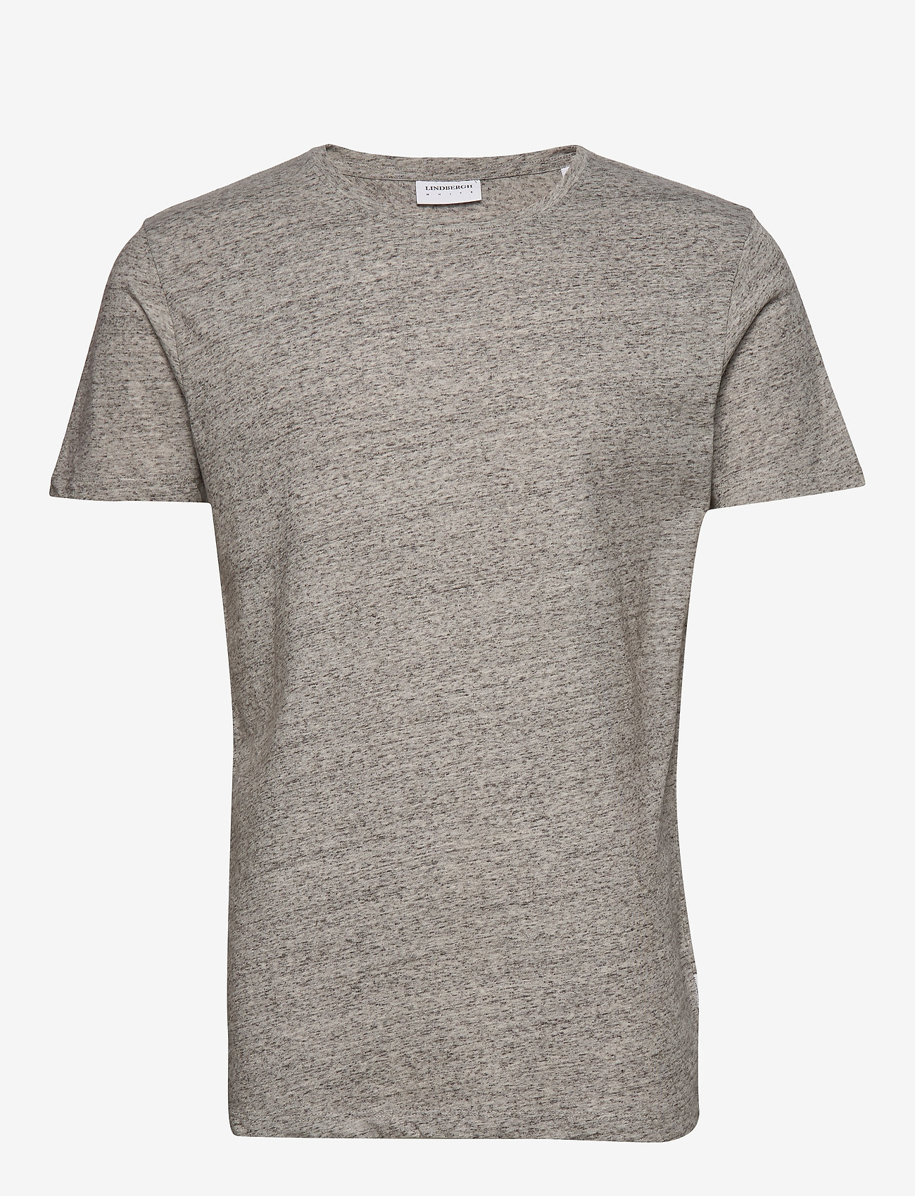 Lindbergh - Neps structure tee S/S - lyhythihaiset - grey - 0