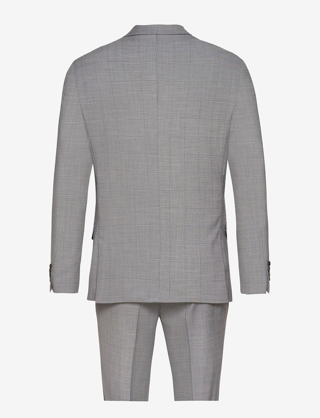 Checked Suit (Lt Grey Check) - Lindbergh zYIO5L