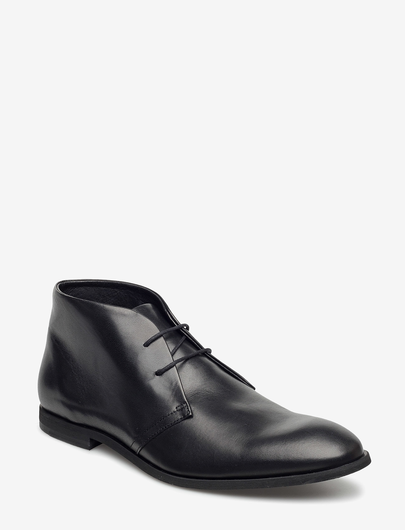 Lindbergh - Leather boot - desert boots - black - 0