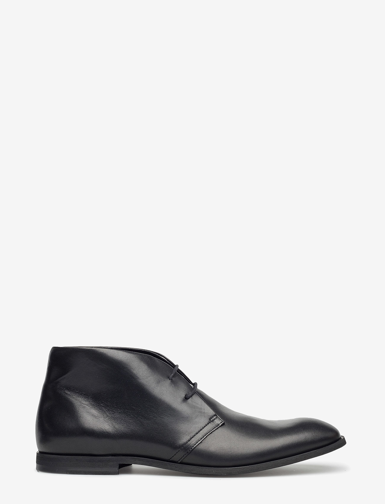 Lindbergh - Leather boot - desert boots - black - 1