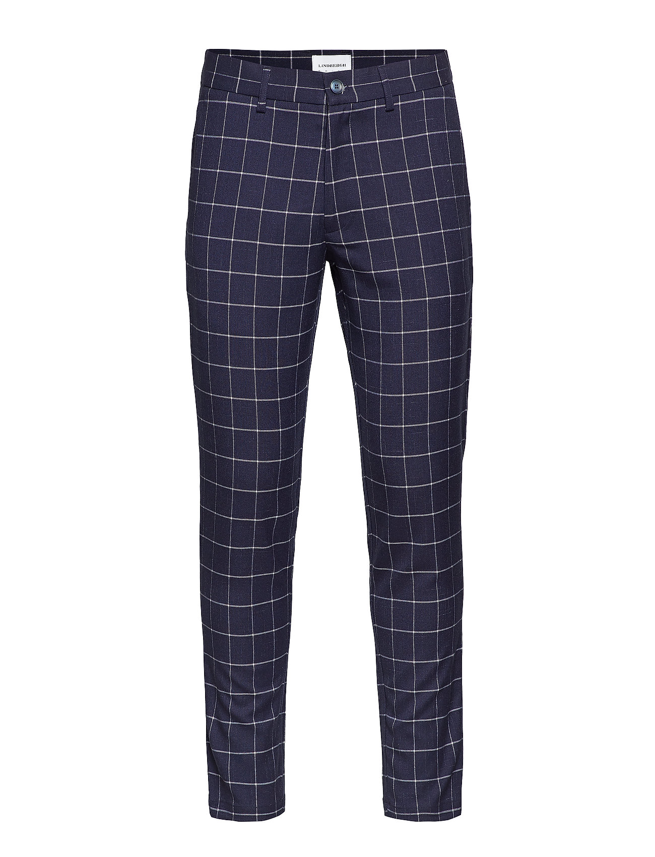 Checkeddk Pants Club Pants Club BlueLindbergh 5RLj34A