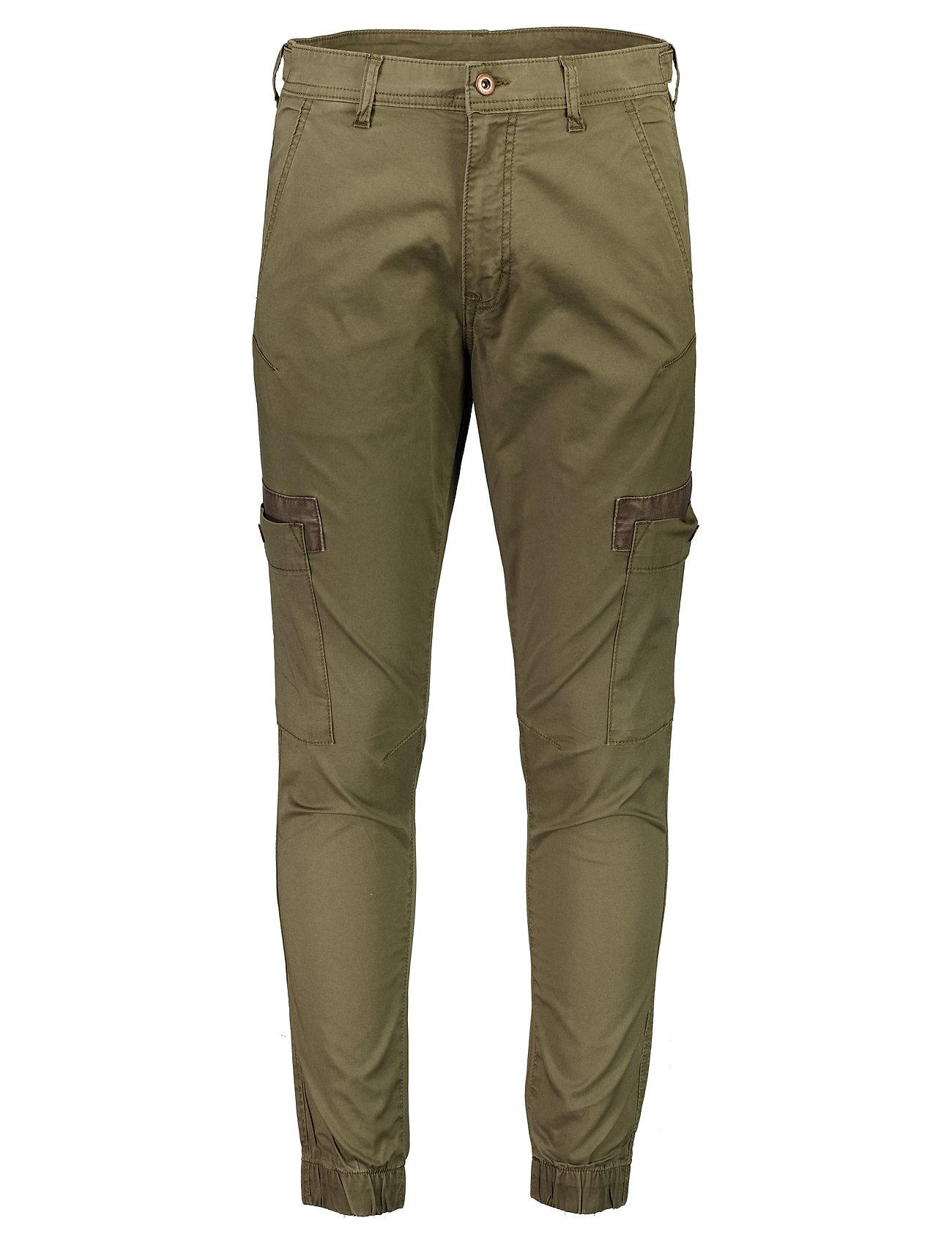 Lindbergh - Cargo pants - cargobukser - army - 0