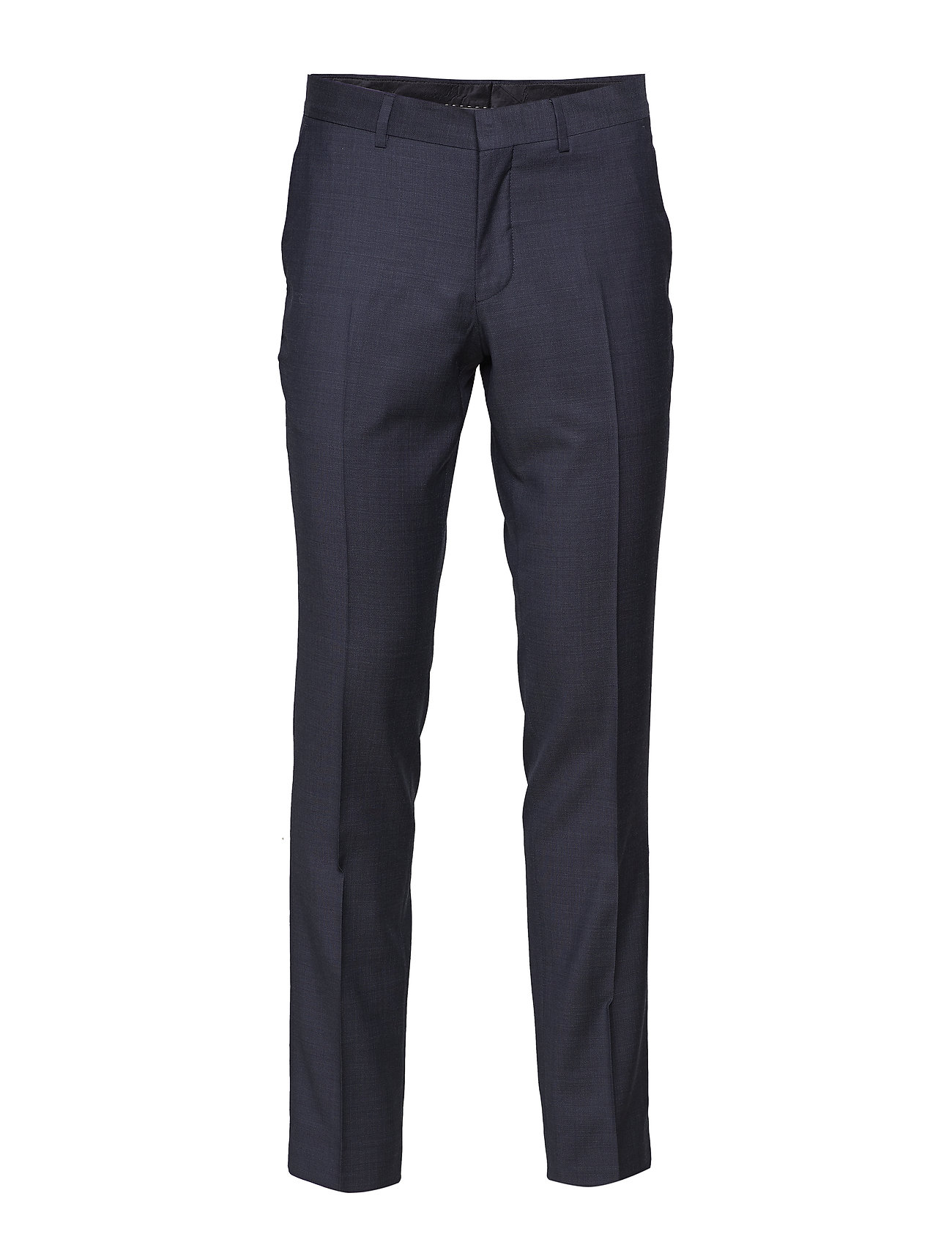 Lindbergh Super 120s pants - NAVY