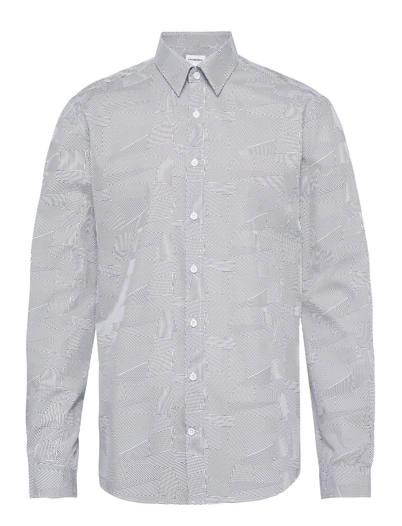 Lindbergh Printed shirt L/S