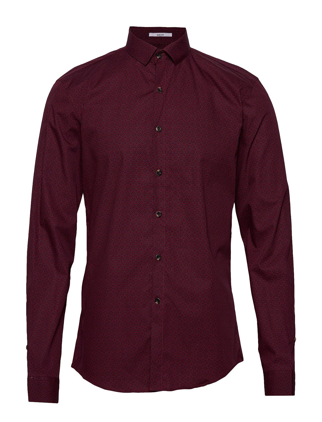 RedLindbergh sdk L Print Shirt Ditsy exdrCBo